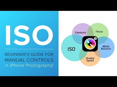 A Beginner's Guide for Manual Controls in iPhone Photography: ISO