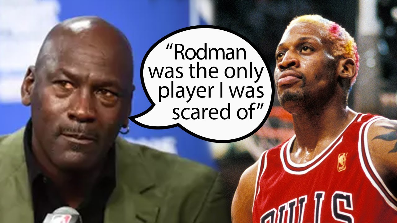 NBA Players Talking About How INSANELY GOOD PRIME Dennis Rodman Was!