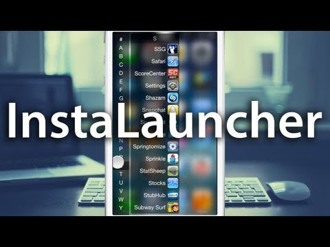 InstaLauncher - Access Any App on iPhone Instantly