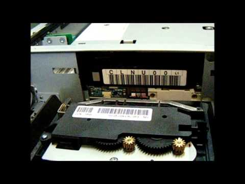 ERA computer recycling calgary - How To Clean Ultrium LTO4 Tape Drive in TL2000 Tape Library -