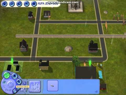 THE SIMS 2 HOW TO MOVE HOUSES