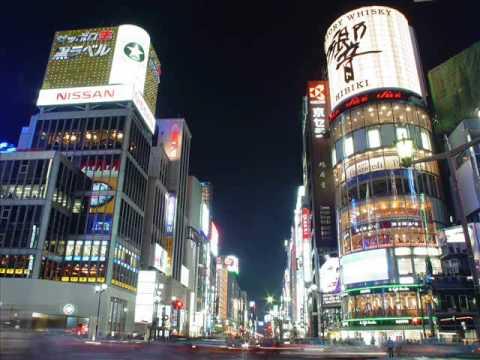 Late-Night Ginza-Yon Tokyo