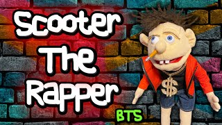 SML Movie: Scooter The Rapper! BTS!