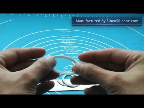 Custom Gasket Manufacturing | Silicone Rubber Gaskets and Seals