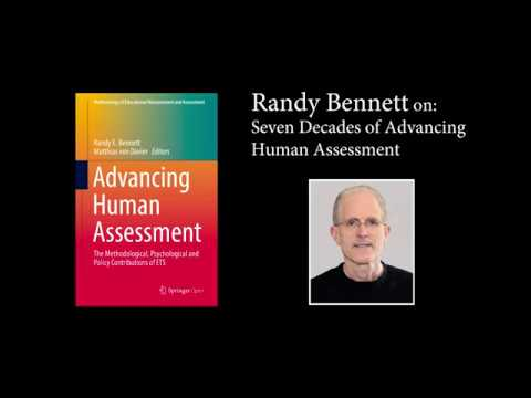 What are the most significant aspects of the Advancing Human Assessment book?