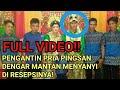 Download Video FULL VIDEO! PENGANTIN PRIA PINGSAN SAAT MANTANNYA MENYANYI DI RESEPSI PERNIKAHANNYA. 3GP MP4 FLV