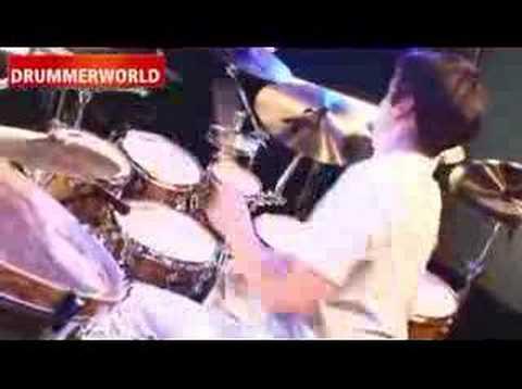 Marco Minnemann Drum Solo