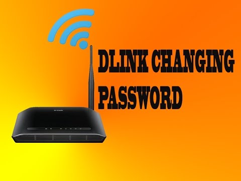 How to change Dlink Password in quick easy steps?