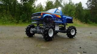 3D printed Mega Truck / Ursa Monster Truck