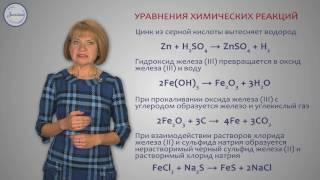 Download Химия 8 Типы химических реакций Video