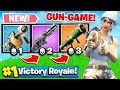 Gun Game *new* Mode In Fortnite Battle Royale (Challenge) mp3