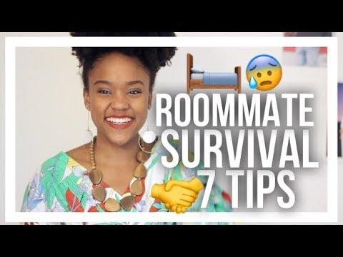 7 Roommate Survival Tips for Freshman Year of College