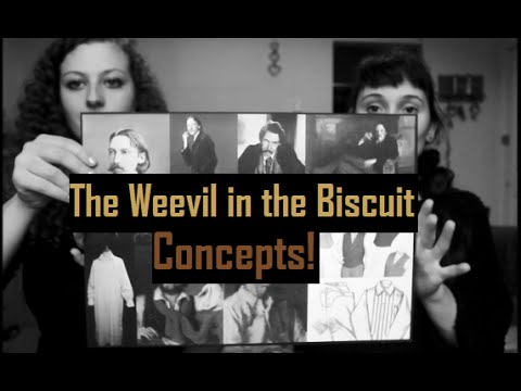 Doppelganger Productions: The Weevil in the Biscuit! [DESIGN IDEA'S]