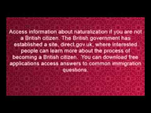 How to   Learn About Citizenship In The UK