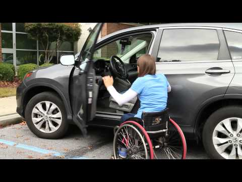 How To: Drive with a Physical Disability