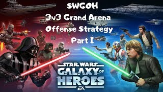 SWGOH Military Might Mythic Tier How To Beat It Kill Order