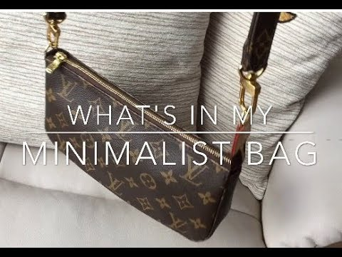 My Minimalist Bag 2017 | What's In My Bag | #24