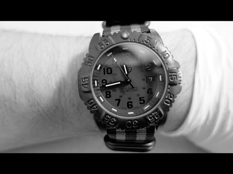 Upgrading your Luminox 3050 series, Changing Battery, Changing Mineral Crystal to Sapphire