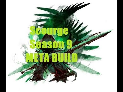 Guild Wars 2 - Scourge PvP Build Meta - Season 9