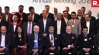 Nirav Modi Photobombed The CEOs