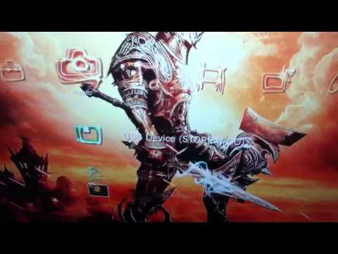 How To Put HD Wallpapers Onto Your PS3 Via USB (#EASY#)