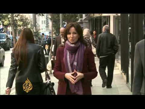 Banished Syrians keep low profile in Beirut