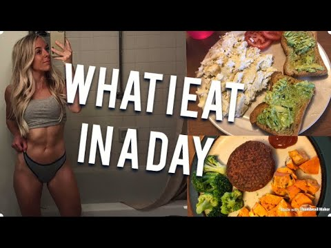 WHAT I EAT IN A DAY | easy go-to meals
