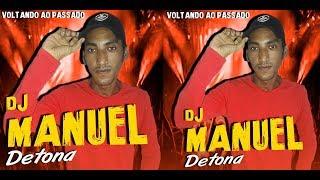 Cd Dj Manuel - Vol.1 Brega Voltando Ao Passado