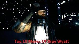 Top 10 Moves Of Bray Wyatt