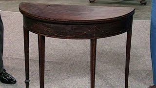 Top Finds: Seymour Card Table, ca. 1794