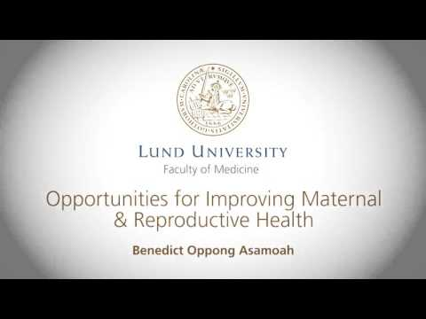 2   5   Lecture 2 5 Opportunities for improving maternal and reproductive health 05 07