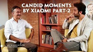 Sanju : Candid Moments by Xiaomi – Part 2   Ranbir Kapoor   Rajkumar Hirani