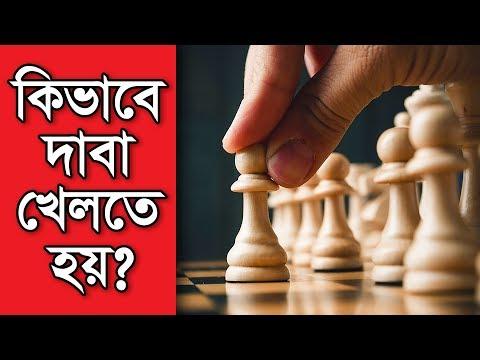 How to Play Chess Bangla | কিভাবে দাবা খেলতে হয়