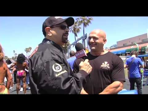 Xxx Mp4 Venice Beach Muscle Beach Memorial Day 2010 LT Interviews Moe Moheson 3gp Sex