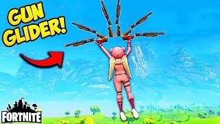 *RARE* NEW SHOTGUN GLIDER! - Fortnite Funny Fails and WTF Moments! #184 (Daily Moments)