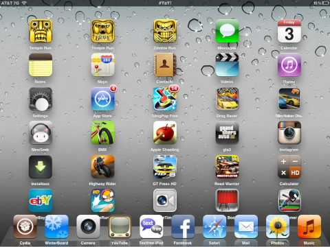 How to change iPad carrier