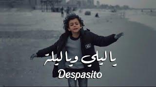 لأول مرة أغنية يا ليلي ويا ليلة مع ديسباسيتو || Ya Lili + Despacito Mix ( Official Video ⭐️)