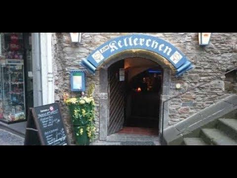 Zum Kellerchen Pub Review Cochem Germany