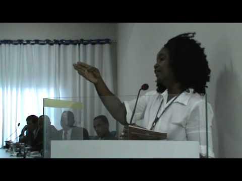 Marcia Virginia Coordenadora da CDA Bahia- Sessão do Dia 05/09/2013