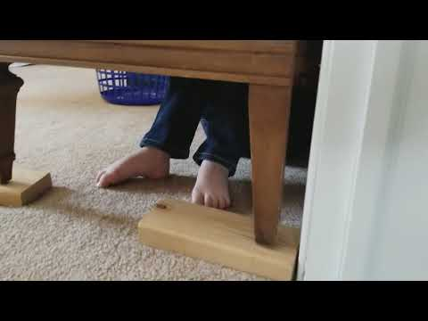 Hide and Seek with Joshua