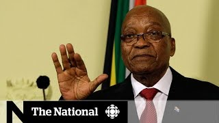 Jacob Zuma resigns, feels he