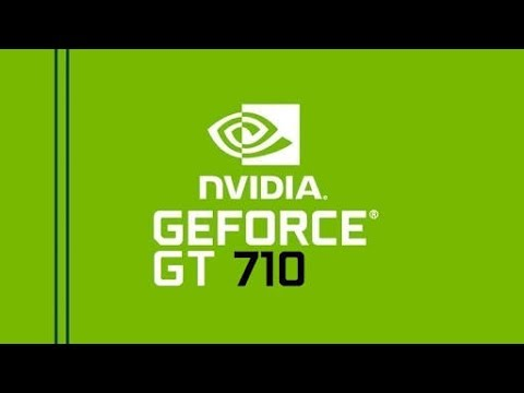 Overclock NVIDIA GT 710 Graphics Card  | FPS boost | (Best Value)(Best Setting)
