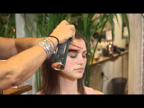 How to Make Your Hair Line Lower : Styling Thin & Damaged Hair