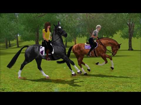 The sims 3 HORSES [Mist Stable]
