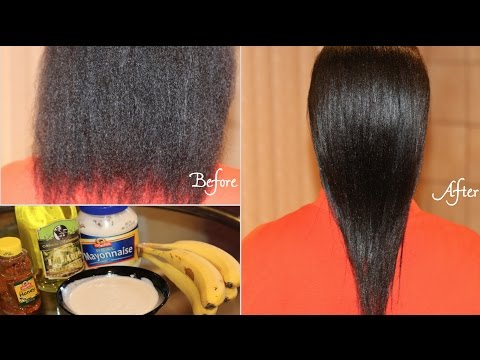 DIY | Easy Deep Conditioning For Natural Hair