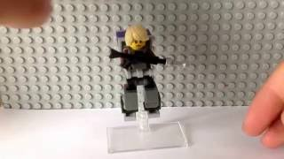 Строим экзоскелет из Лего!