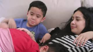 JANJI SUCI - Rafathar Kesel Ke Papa Gara Gara Liat Mama Sedih (5/5/19) Part 2