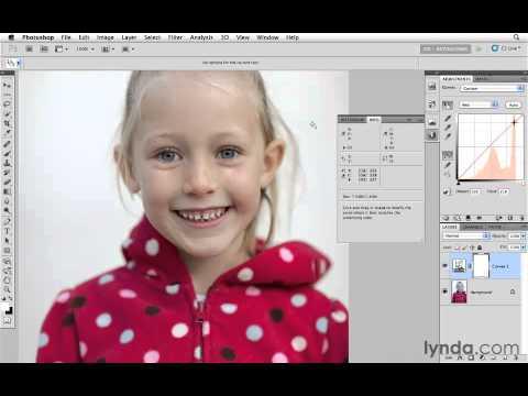 How to make white balancing and masking - Adobe Photoshop CS5
