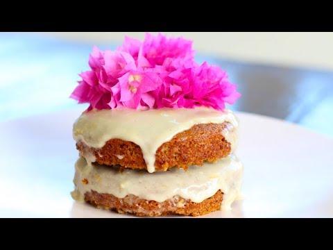 Vegan Red Velvet Cake - Healthier Recipe 100% Natural