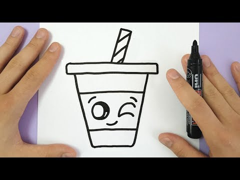 Xxx Mp4 HOW TO DRAW A CUTE DRINK SUPER EASY AND KAWAII 3gp Sex